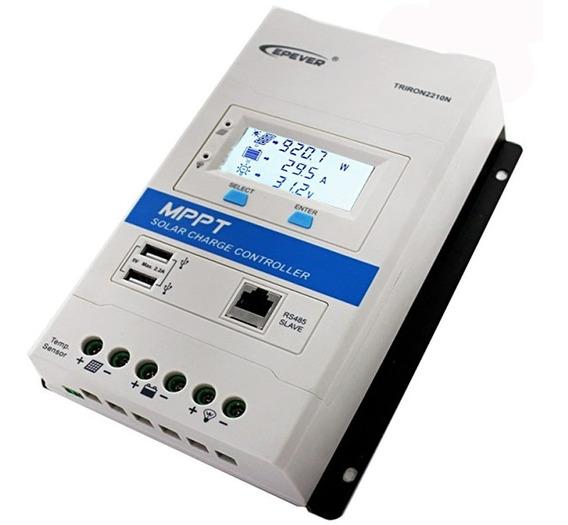 Controlador Mppt Triron 30a 12/24v - Sucessor Do Tracer 30a Nota Fiscal