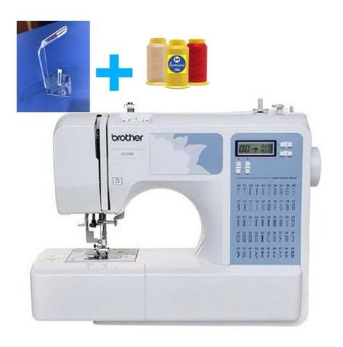 Imagem 1 de 1 de Máquina De Costura Brother Ce5500 Brother + Suporte + Linhas