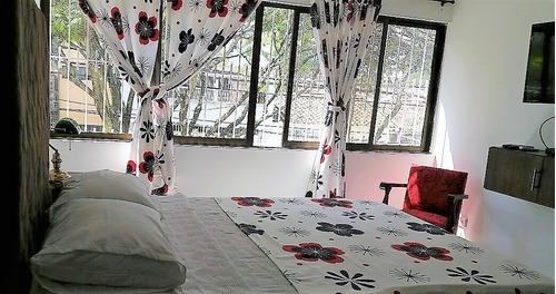 Imagen 1 de 14 de Apartaestudio Amoblado 2 Ambientes Lido/imbanaco/tequendama