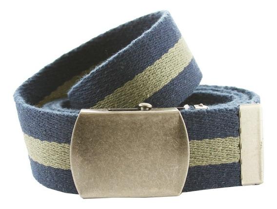 Cintos Cinturones Militares Lisos Y Rayados 3 X $ 180