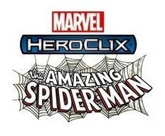 Heroclix - Amazing Spiderman - Miniaturas