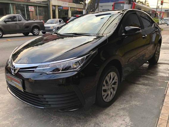 Corolla Gli 1.8 Flex (aut.), Completo, 2018, Preto, 32.000km