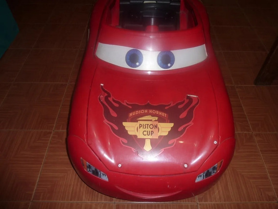 Carro Rayo Mcqueen