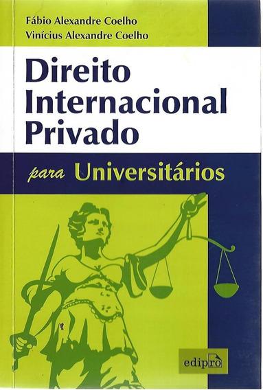 Direito Internacional Privado Para Universitários - Fábio