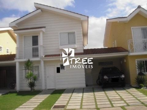 Locação(pacote) Casa Condomínio Sun Ville Excelente Imóvel Com A/t 250m² E A/c 184m² Distribuídos Em 3 Dormitórios - Ca00722 - 2001659
