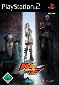 The King Of Fighters: Max Impact - Ps2 Patch Leia Anúnc