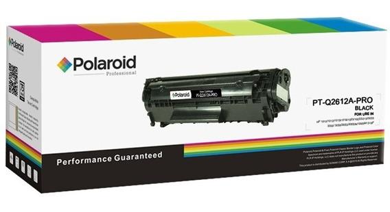 Tóner De Repuesto Polaroid Remplaza Hp Q2612a Negro