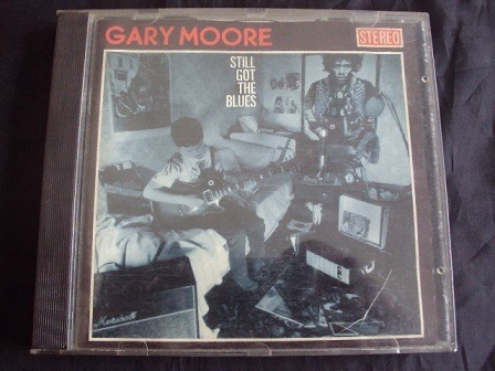 Cd Gary Moore. Still Got The Blues. Made In Usa.