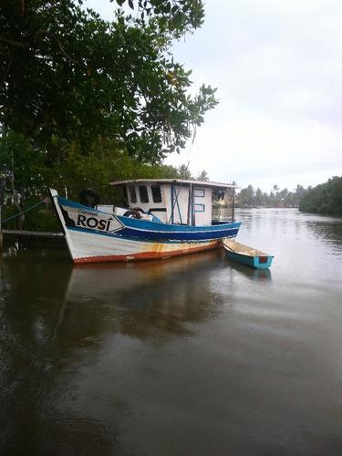 Barco De Pesca 10  Motor Mwm D229, 4c