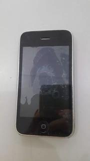 Celular iPhone 3 G Para Retirar Peças Os 0882