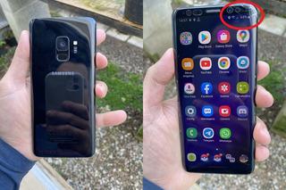 Samsung Galaxy S9 4gb 128gb Leia Descrição Com Detalhe
