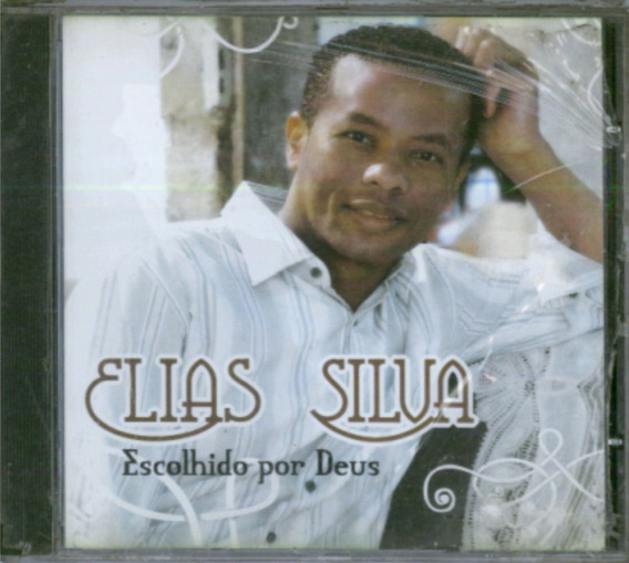 Cd Elias Silva - Escolhido Por Deus [original]