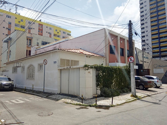 Aluguel Casa De Esquina - Rua Eduardo Salgado - Aldeota
