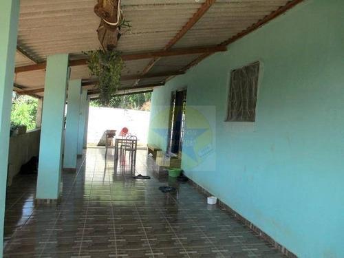 Chácara Com 4 Dormitórios À Venda, 1474 M² Por R$ 370.000,00 - Estância San Remo - Atibaia/sp - Ch1182