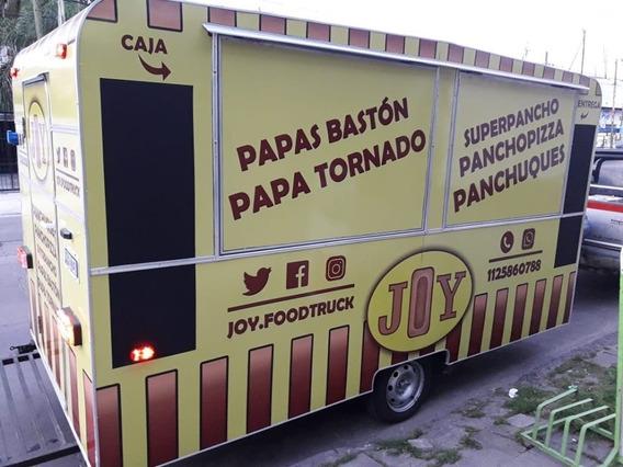 Food Truck Joy