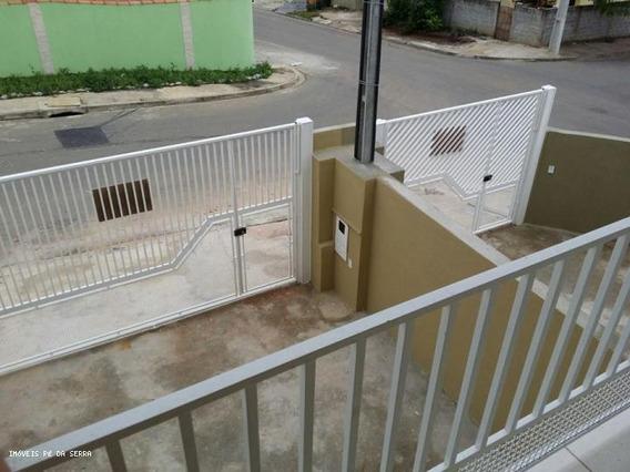 Casa Para Venda Em Atibaia, Jardim Colonial, 2 Dormitórios, 1 Banheiro, 2 Vagas - 167