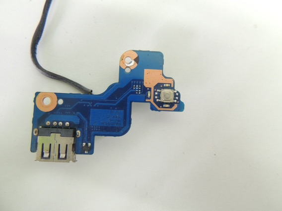 Conector Power Ba92 07502a Notebook Samsung Rv419