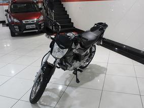 Honda Cg 150 Fan Preta 2015 Xavier Multimarcas