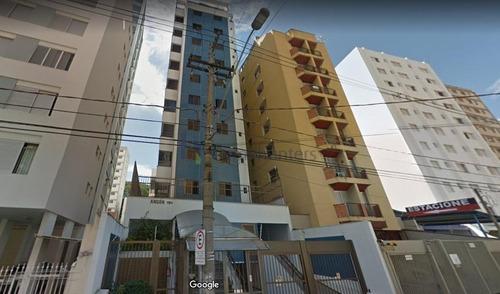 Apartamento Com 2 Dormitórios À Venda, 94 M² Por R$ 420.000,00 - Centro - Campinas/sp - Ap3931