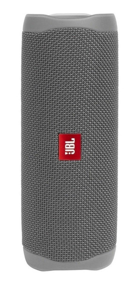 Bocina JBL Flip 5 portátil inalámbrica Grey