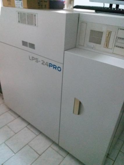 Encadernadora Fotográfica Completa Lps 24 Pro E Unibind 5x1