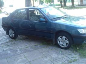 Peugeot 306 1,8 4 Ptas Gnc Full 1er Dueño 1998
