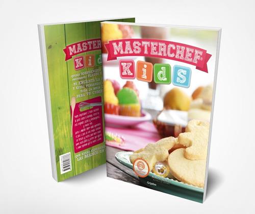 Imagen 1 de 4 de Master Chef Kids, Llibro De Técnicas De Cocina Para Niños