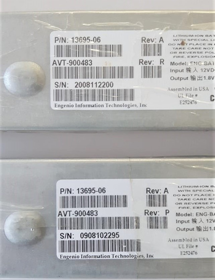 Bateria De Armazenamento Do Sistema Ibm 41y0679 Ds4200 Ds4700 13695-05 13695-07 Por C/nf