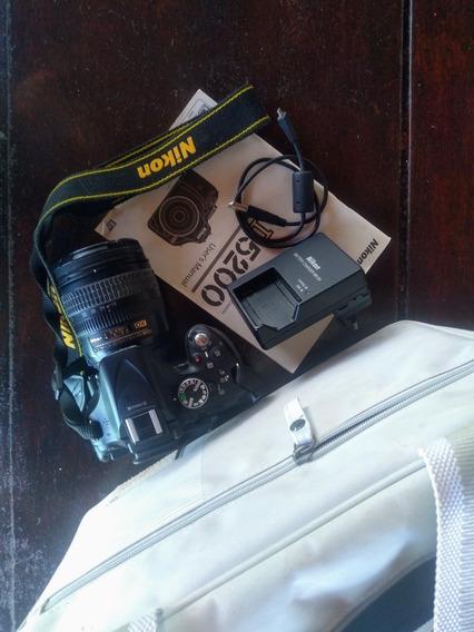 Camera Fotográfica Nikon D5200