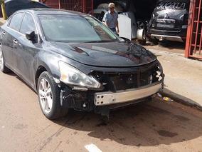 Sucata Nissan Altima 2.5 2014