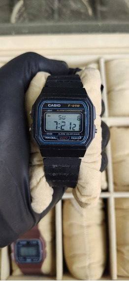 Relógio Casio Vintage Preto Digital