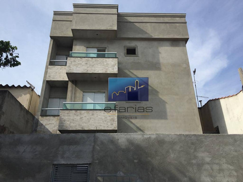 Studio Com 2 Dormitórios À Venda, 48 M² Por R$ 209.000 - Cidade Patriarca - São Paulo/sp - St0441