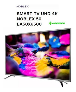 Smart Tv Noblex Ea50x6500x 50 Led 4k Ultra Hd Netflix