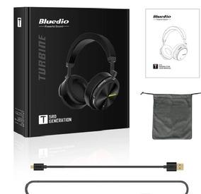 Bluedio T5 Active Ruído Cancelando Bluetooth Sem Fio