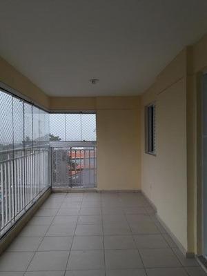 Apartamento Em Vila Augusta, Guarulhos/sp De 128m² 3 Quartos Para Locação R$ 2.700,00/mes - Ap254694