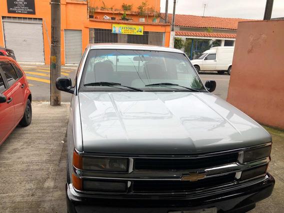 Chevrolet Silverado 4.1 Std 2p Gasolina 1999