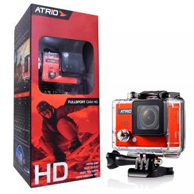 Câmera Filmadora Atrio Fullsport Action Cam 720p 5mp - Dc186