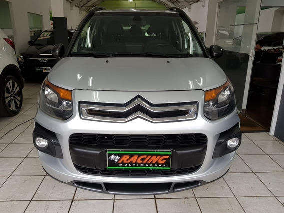 Citroen Aircross Exclusive 1.6 16v (flex) (aut)