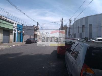 Salão Comercial Casa Verde 300 Metros Terreno - Cf17473