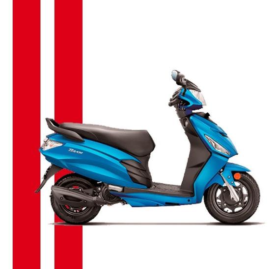 Hero Dash 110 Vx Scooter + Hp Que Suzuki An 125 0km