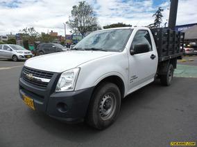 Chevrolet Luv D-max Camioneta Estacas