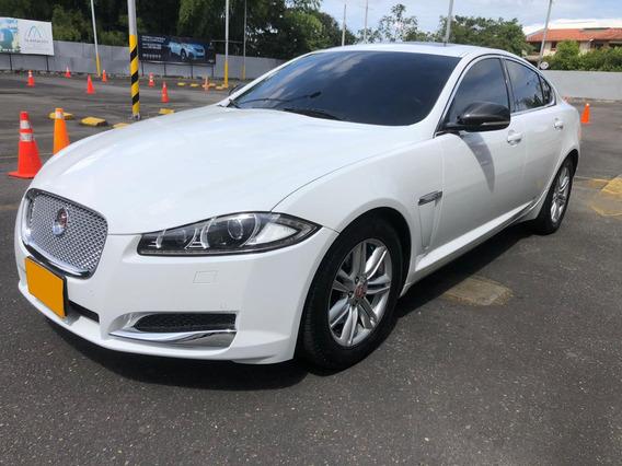 Jaguar Xf Luxury Matriculado En 2017