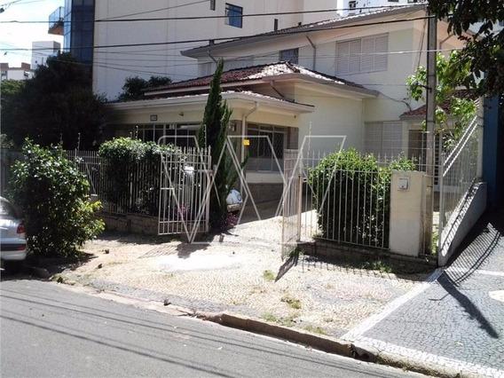 Casa Comercial Em Campinas - Sp, Cambuí - Ca00683