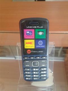 Telefono Celular Maxwest Uno M6 Plus