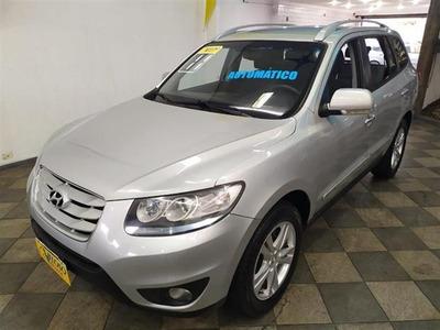 Hyundai Santa Fe Gls 3.5 V6 4x4 5l Automático 2011