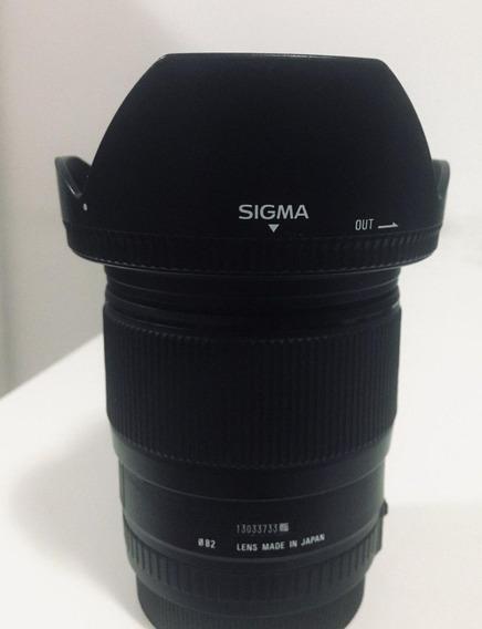 Lente Sigma 20mm F 1.8 P/ Canon Dsrl Full Frame / Aspc