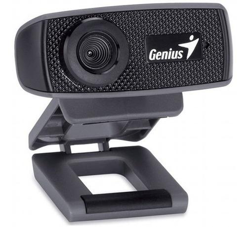 Imagen 1 de 2 de Camara Web Genius 1000x V2 Hd 720p Usb 2.0 Microfono Zoom 3x