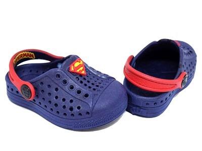 Babuche Plugt Superman + Squeeze