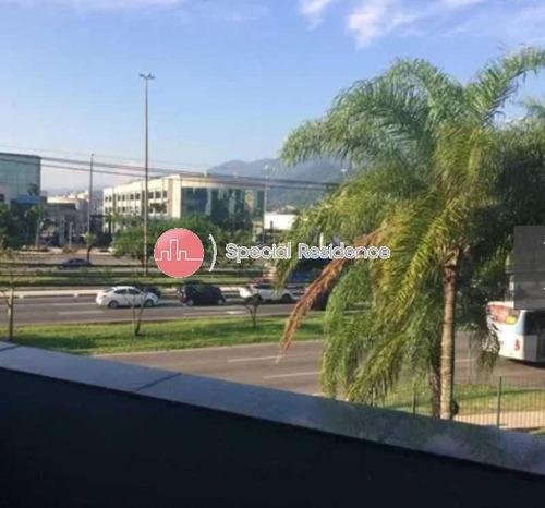 Imagem 1 de 6 de Sala-locação-barra Da Tijuca-rio De Janeiro - Loc700039