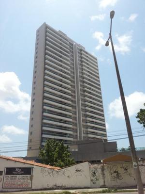 Apto Com 3 Dormitórios À Venda, 112 M² Por R$ 560.000 - Joaquim Távora - Fortaleza/ce - Ap3820